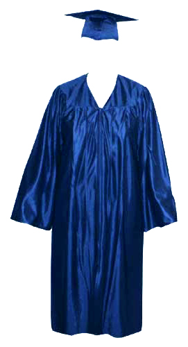 High School Caps & Gowns - Honor Cords and Graduation Tassels for ...