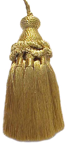 tassels - Rayon French Braided Tassels
