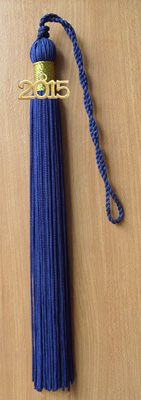 Graduation Tassels - Single Color